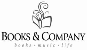 Books and Company Logo